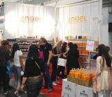 Uzņēmums Anyfor pārstāvēja DANCOLY profesionālo matu kosmētiku skaistumkopš